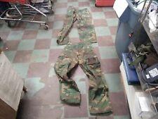 Vietnam War Usmc Marine Corps Camo Jungle Trousers (2) Small Regular Military