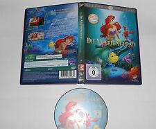 Walt Disney DVD Arielle die Meerjungfrau Diamond Edition m. Original v. 1989 NEU
