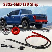 48 inches Tailgate Strip Brake Reverse Tail Light LED Bar For Chevrolet Trucks