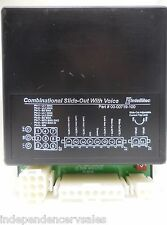 Intellitec Combinational Slide Out Controller with Voice ~~ 00-00719-100