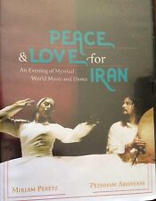 Peace and Love Concert World Music and Dance DVD