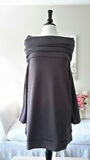 Beautiful Off Shoulder Sweater Dress by Easel Size Small ,NWT