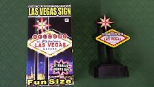 BRAND NEW WELCOME TO FABULOUS LAS VEGAS LIGHTED LED SIGN
