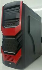 Super fast gaming ordinateur pc 1GB GT710 core 2DUO E8500 @ 3.17Ghz 4GB ram 500GB hd