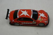 SCX Stern Bosch Dekra 7 ADAC Slot Car 1/32 Red