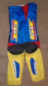 "vintage AXO Gt Racing X Factor Moto Supercross Pants  Sz 26"""