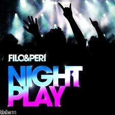 Filo & Peri - Nightplay - CD Album - NEU OVP - TRANCE PROGRESSIVE TRANCE