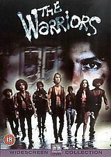 THE WARRIORS (18) 1979 action violence DVD Region 2