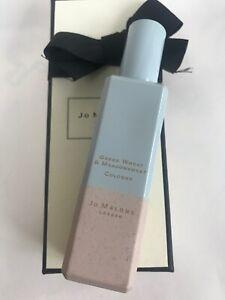 Jo Malone Green Wheat & Meadowsweet Limited Edition English Fields New + Box