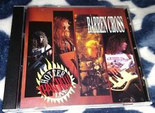 BARREN CROSS cd HOTTER THAN HELL  LIVE  free US shipping