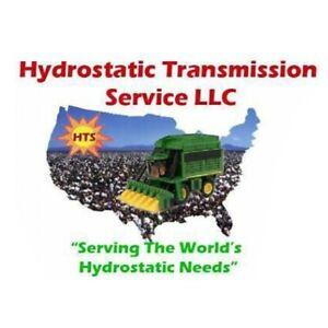 Sundstrand Cub cadet hydrostatic transmission #1330
