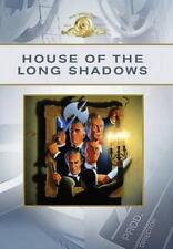 HOUSE OF THE LONG SHADOWS NEW DVD