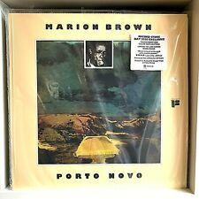 Porto Novo Marion Brown 2020 RSD Colored Vinyl ORG Music Mint Sealed