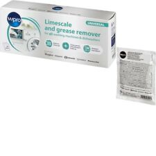 WPro Limescale & Grease Remover For All Washing Machines & Dishwashers Hotpoint