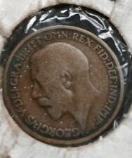 1920 Great Britain England Half Penny