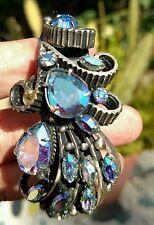 CORO BLUE AURORA BOREALIS CLAMPER