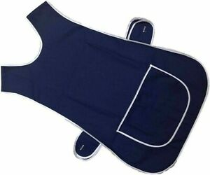 ALL SIZES TABARDS / Tabbard Apron Catering Cleaning Work Wear Uniform COLOR NAVY