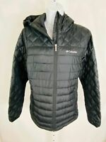 Columbia Sportswear Black Quilted Puffer Jacket Women's Size Small