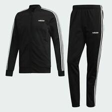 adidas Men's 3-Stripes Track Suit (Jacket & Pant) DV2448