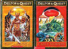 Complete Set of 15 Deltora Quest saga PBs + 2 BONUS PBs Fantasy Dragons Monsters