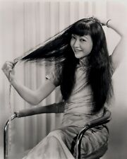 ANNA MAY WONG 8x10 PICTURE SWEET YOUNG ACTRESS PHOTO