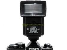 Flash MaxWell DA 5000s zoom TTL per Nikon (non digitali). Garanzia 12 mesi.