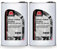 MILLERS Oils Diesel Power ECOMAX 5 Litre Performance Additive TRACKD Post