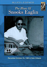 The Blues of Snooks Eaglin (DVD, 2006)disc only