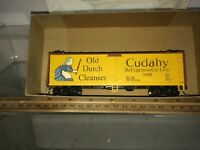 ATHEARN Old Dutch cleanser Reefer Discontinued blue box built up Free shipping