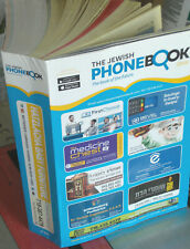 The Jewish Phone Book 2020 Yellow Pages White Pages