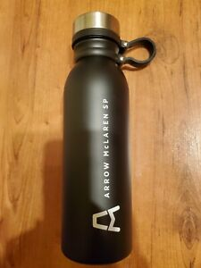Pato O'Ward Arrow McLaren SP Stainless Steel Water Bottle Indy New