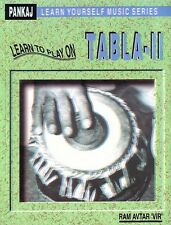 TABLA- learn to play- Book