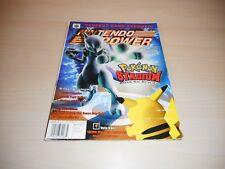 Nintendo Power Magazine Issue Volume 130 w/ Poster March 2000 Pokemon Stadium