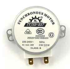 TYJ50-8A7 AC 220V-240V 4 umin 4W CWCCW Mikrowelle drehbar Synchronmotor