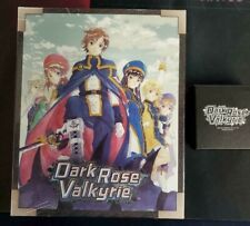 Dark Rose Valkyrie Limited Ed. PS4 Sealed Mint