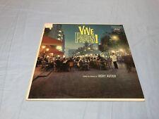 Vicky Autier Vinyl LP Vive Paris VG+