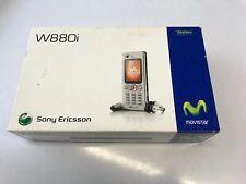 Sony Ericsson W880i Silver (Unlocked) Movistar