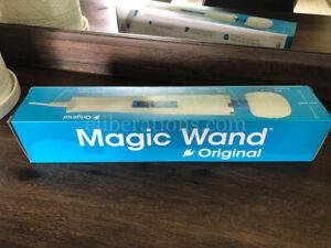 The Original Magic Hitachi Magic Wand Massager Body Massage Vibrator Authentic