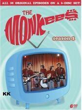 The Monkees Season 1 TV Series One Region 4 New DVD (6 Discs)
