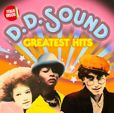 Italo CD D.D. Sound Greatest Hits