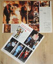 TORTUGAS NINJA Teenage Mutant Ninja Turtles spain clippings 1990 Film Premier