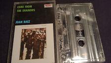 Joan Baez comme From The Shadow Rare Unique Australie Mc Tape NM