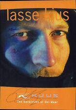 Lasse Kjus Norwegen Olympia Gold 1994 Wintersport original Autograph (Flo-7498