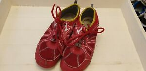 Sport Red Shoes Size 38 / 5
