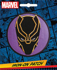 Marvel Iron-On Patch Black Panther Iron-On Patch Ata Boy 10595