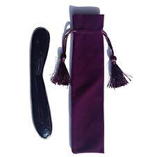 AISE 2.0 Yoni Wand, Regular Size, Black Obsidian, Pleasure Toy for Women Dildo