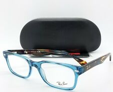 f81021d99f3 NEW Rayban Prescription Frame Blue RX5286 8024 51mm7062 AUTHENTIC wayfarer  RX