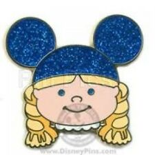 Disney Pin: WDW It's A Small World Mystery Pin Tin - Girl with Blue Ears LE 1600