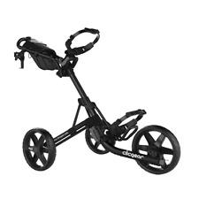 New listing New Clicgear Golf Push / Pull Cart 4.0 Black - Bag Carrier Clic Gear USA