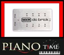 MXR DUNLOP DC Brick | 9v - 18v | Power Supply 10 pedals | NEW Power Supply